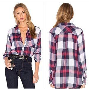 Rails | Hunter Plaid Shirt